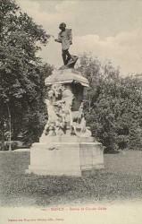 Monument à Claude Gellée dit Le Lorrain – Parc de la Pépinière – Nancy