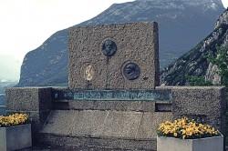Monument aux géologues des Alpes françaises – Grenoble