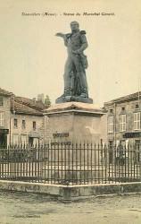 Monument au maréchal Gérard – Damvillers (détruit)