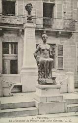 Monument à Jean-Léon Gérôme – Vesoul