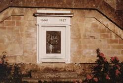 Monument à Augustin Gilbert – Buzancy