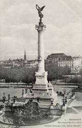Monument aux Girondins – Bordeaux
