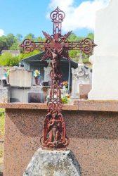 Croix funéraires – Cimetière – Agonac