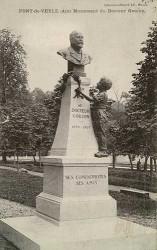 Monument au docteur Etienne Goujon – Pont-de-Veyle