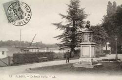 Monument à Victor Grandin – Elbeuf