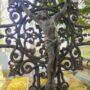 Croix de la sépulture Dufourmantelle - Cimetière du Père Lachaise - Paris (75020) - Image3