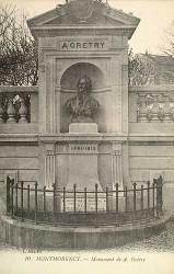 Monument à André Grétry – Montmorency