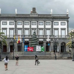 Allégories – Alegorías (4) –  Ayuntamiento – Las Palmas de Gran Canaria