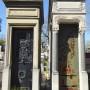 Portes de chapelles sépulcrales - Division 96 (1) - Cimetière du Père Lachaise - Paris (75020) - Image15