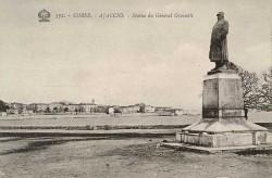 Monument au général Grossetti – Ajaccio