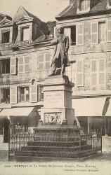 Monument au docteur Guépin – Pontivy (fondu)