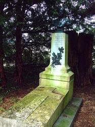 Monument Émile Giros – Cimetière Marnaval – Saint-Dizier