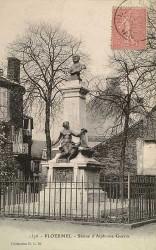 Monument à Alphonse Guérin – Ploërmel