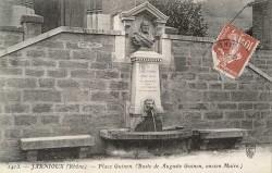 Monument à Auguste Guinon – Jarnioux