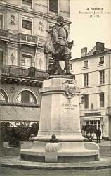 Monument à Jean Guiton – La Rochelle
