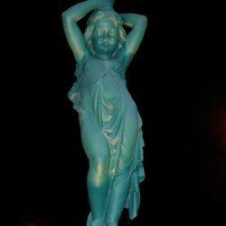 Statue fontaine l'Innocence Radonvilliers