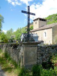 Croix de mission – Puech-Mignon – Laguépie