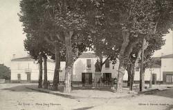 Monument à Jean Hameau – La Teste-de-Buch (fondu) (remplacé)