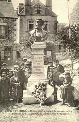 Monument au peintre Jean-Louis Hamon – Plouha