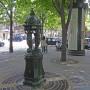 Fontaine Wallace - Place Aimé-Maillart - Paris (75017) - Image1