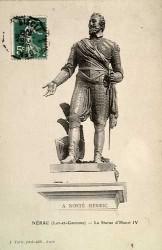 Monument à Henri IV – Nérac