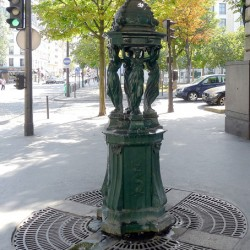 Fontaine Wallace – Bd Pasteur – paris (75015)