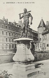 Hercule, ou Lesdiguières sous les traits d'Hercule – Grenoble (déplacé)