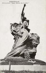 Monument aux héros de la mer – Marseille