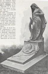 Monument à Augusta Holmès – Versailles
