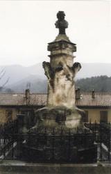 Monument à Clovis Hugues – Ménerbes