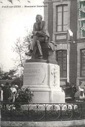 Monument à Edouard Isambard – Pacy-sur-Eure (fondu)