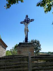 Christ en croix  – Saint-Cirq