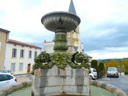 Fontaine de la place de la Libération – Dourgne
