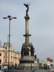 Monument à la Victoire du Dos de Mayo – Lima
