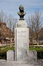 Monument à Jean Jaurès – Albi
