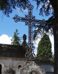 Croix funéraires –  Cimetière de la ville – Cahors