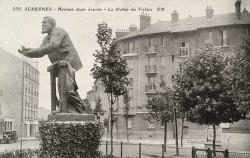 Monument à Jean Jaurès – Suresnes
