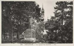 Monument à Jean Jaurès – Toulouse (fondu)