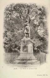 Monument à Jeanne d'Arc – Albi