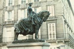 Monument à Jeanne d'Arc – Bordeaux