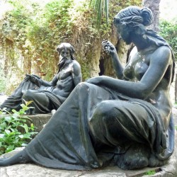 Neptune et Amphitrite – Collection privée – Santiago de Chile