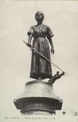 Fontaine Jeanne d'Arc – Epinal