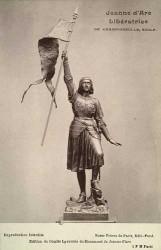 Monument à Jeanne d'Arc (?)  Domrémy-la-Pucelle