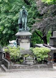 Monument funéraire Pierre-Frédéric Dorian – Cimetière du Père Lachaise – Paris (75020)
