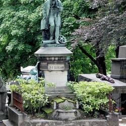 Monument funéraire Dorian – Père Lachaise – Paris (75020)