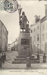Monument à Jeanne d'Arc – Neufchâteau