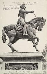 Monument à Jeanne d'Arc – Orléans