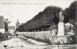 Monument à Jeanne d'Arc – Orsennes