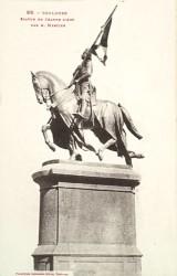 Monument à Jeanne d'Arc – Toulouse
