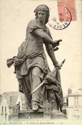 Monument à Jeanne Hachette – Beauvais